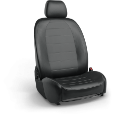 Чехлы из экокожи Toyota HiLux PickUp 2015- (M70, M80)