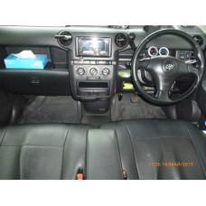 Чехлы из экокожи Toyota Bb 2000-2005