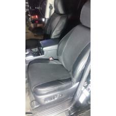 Чехлы из экокожи Lexus GX460 2014-