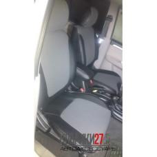 Чехлы из экокожи Mitsubishi Pajero Sport II 2008-2012