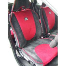 Чехлы из экокожи Honda Fit 2001-2007