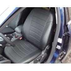 Чехлы из экокожи Volkswagen Polo 2010-> 60/40 седан