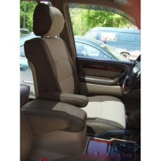 Чехлы из экокожи Lexus GX470 2002-2009
