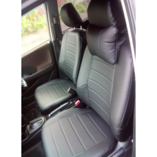 Чехлы из экокожи Honda Fit 2007-2013