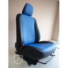 Чехлы экокожа Toyota Fielder 2012-  16# кузов