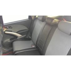 Чехлы из экокожи Honda Airwave