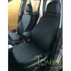 Чехлы из экокожи Subaru Forester 2013- SJ5