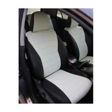 Чехлы из экокожи Toyota Auris 2007-2012
