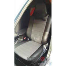 Чехлы из экокожи Mitsubishi Outlander III 2012-