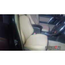 Чехлы для Toyota Land Cruiser Prado 150 7 мест