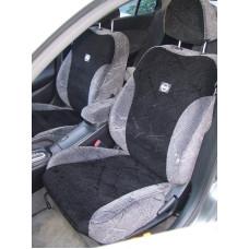Чехлы из экокожи Nissan Primera 2002-2008 седан