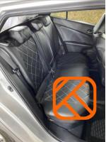 Чехлы из экокожи Toyota Prius 50 / 55 с 2015->  Автостиль
