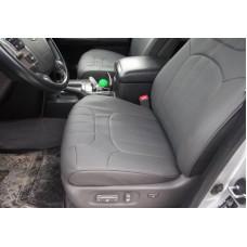 Чехлы для Toyota Land Cruiser 200 (40/20/40) левый руль