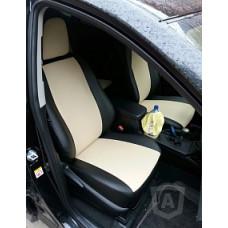 Чехлы из экокожи Toyota Auris 180 2012-