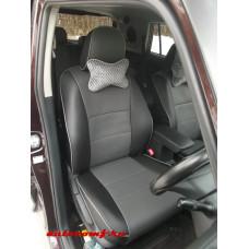 Чехлы для Toyota Rumion 2009-2015 Автокомфорт
