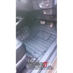 Кожаные коврики в салон 3D  для Toyota Fielder / Axio 160 2012-