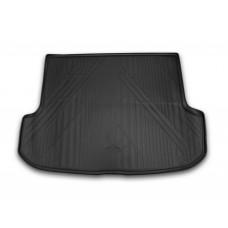 Коврик в багажник Lexus RX 2009-2017 (полиуретан)  низкий пол