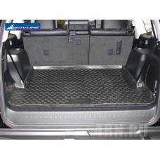 Коврик в багажник LEXUS GX 460 02/2010->, 7 мест, длин. (полиуретан)