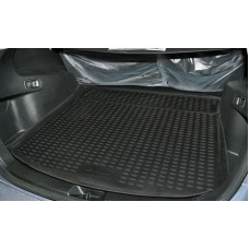 Коврик в багажник MAZDA CX-7, 2010->, кросс. (полиуретан)