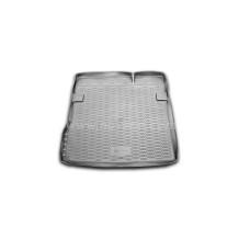 Коврик в багажник NISSAN Terrano, 2014->, 2WD, кросс., 1шт. (полиуретан)