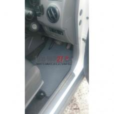 Коврики в салон ячеистые EVA Nissan AD \ Wingroad Y12 2006-