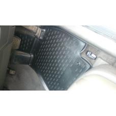 Коврики в салон Toyota Mark X 2004- (полиуретан)