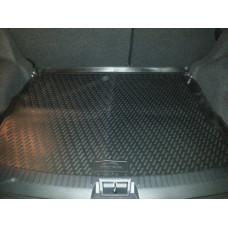 Коврик в багажник NISSAN Dualis 2007-2014, кросс. (полиуретан)
