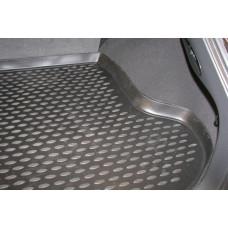 Коврик в багажник INFINITI EX35 2008->, кросс. (полиуретан)