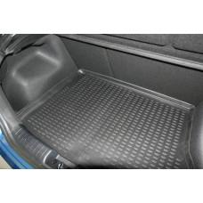 Коврик в багажник KIA Cee'd 2006->, хб. (полиуретан)