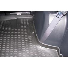 Коврик в багажник CITROEN C-Crosser 2007->, кросс. (полиуретан)