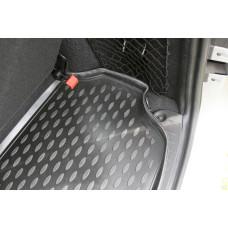 Коврик в багажник LADA Largus, 2012-> ун. кор. 7 мест. (полиуретан)