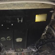 Защита картера двигателя и кпп HONDA Fit 4wd  2013-2019