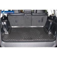 Коврик в багажник LEXUS GX 460 2013-> кросс., 7 мест, длин. (полиуретан)