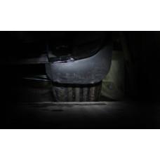 Брызговики передние SUZUKI SX4, 2014-> вн. 2 шт. (полиуретан)