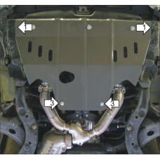 Защита картера  двигателя SUBARU Impreza 2000-2007