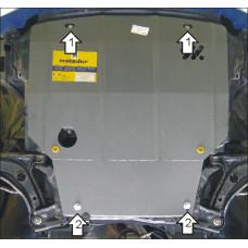 Стальная защита на Двигатель, КПП для HONDA Fit 2002-2008
