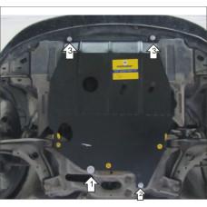 Защита картера и КПП HONDA Airwave 4WD 2004-2008
