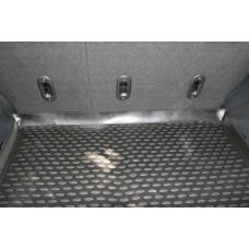 Коврик в багажник JEEP Liberty 2002-2007, внед. (полиуретан)