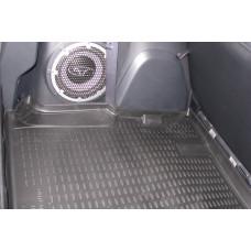 Коврик в багажник CITROEN C-Crosser с сабв. 2007->, кросс. (полиуретан)