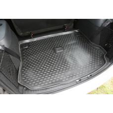 Коврик в багажник LADA Largus, 2012-> ун. длин. 7 мест. (полиуретан)