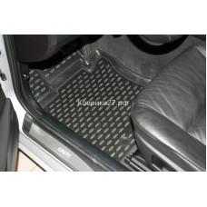 Коврики в салон BMW 5 ,2003-2010 4 шт. (полиуретан)