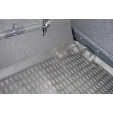 Коврик в багажник RENAULT Scenic II 2003->, мв. (полиуретан)