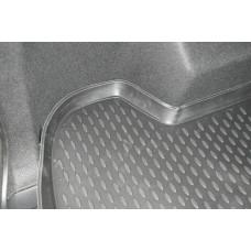 Коврик в багажник KIA Cee'd Sporty Wagon 2007->, ун. (полиуретан)