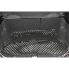 Коврик в багажник MERCEDES CLC-Class, CL203 2001-2007, 2008->, КУПЕ (полиуретан)