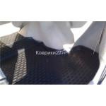 Коврик в багажник TOYOTA Allion Premio AZT240, 241, 245 2001-2007, Прав. Руль., (полиуретан, борт)