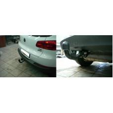 Фаркоп на а/м VW Tiguan 4x4 (нужен смарт-коннект с 2012->) 2007->, 2181-A