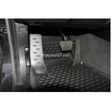 Коврики в салон BMW 3 Touring (E91) 2006->, 4шт. (полиуретан)