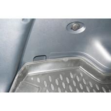 Коврик в багажник HYUNDAI ix35 2010->, кросс. (полиуретан)
