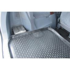 Коврик в багажник HONDA Odyssey RA6 JDM, 12/1999-09/2003, Правый руль длин., мв. (полиуретан)