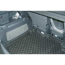 Коврик в багажник SKODA Roomster 2006->, мв. (полиуретан)